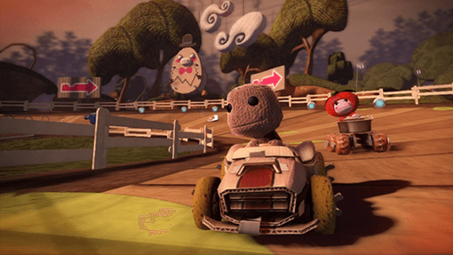 LittleBigPlanet Karting and ModNation Racers